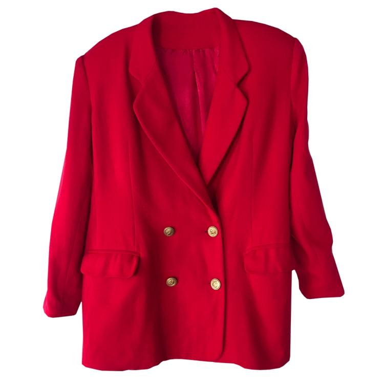 blazer-rojo