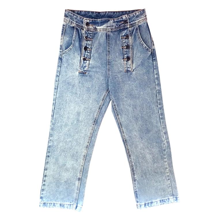 Jeans-Botones